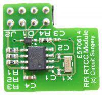 Raspberry Pi compatible RTCC Module